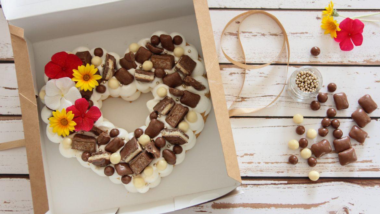 עוגת מספרים שלב אחרי שלב